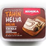 Packaging of Koska Halva Cocoa