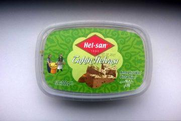 HEL-SAN halva with pistachio