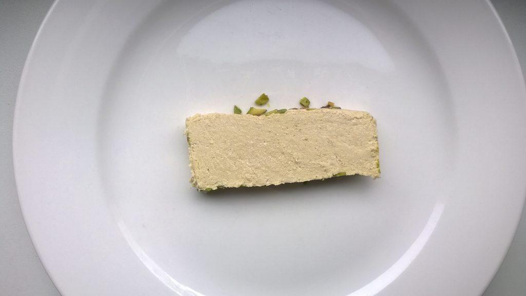 Slice of Halva with Pistachio by Hel-San