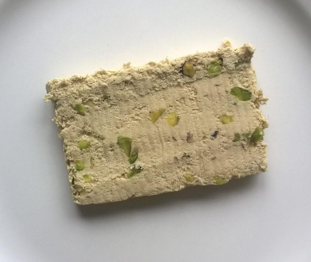 Slice of Halva Pistachio by Koska