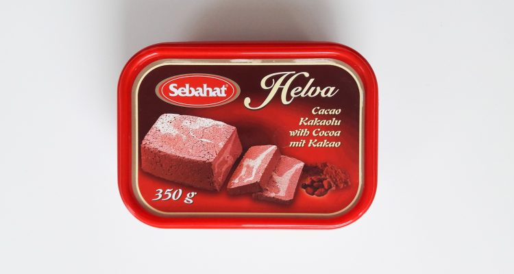 Packaging of Helva with Cocoa by Sebahat