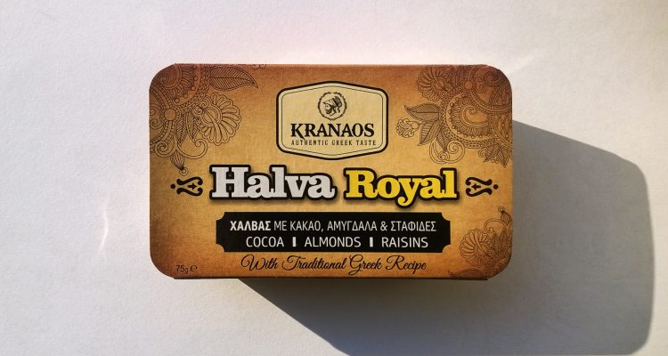 Packaging of Kranaos Halva Royal