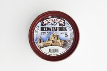 Packaging of Helwa Tat-Tork with Chocolate
