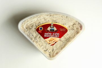 Packaging of Halva Flaky by Nazareth Factory