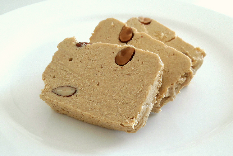 Picture of Macedonian Halva with Honey and Almonds by Haitoglou Bros.