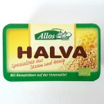 Packaging of Allos Halva