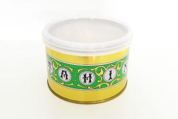 Can of Olympos Halva Pistache