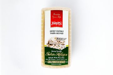 Packaging of Tunas Halvah with Pistachio